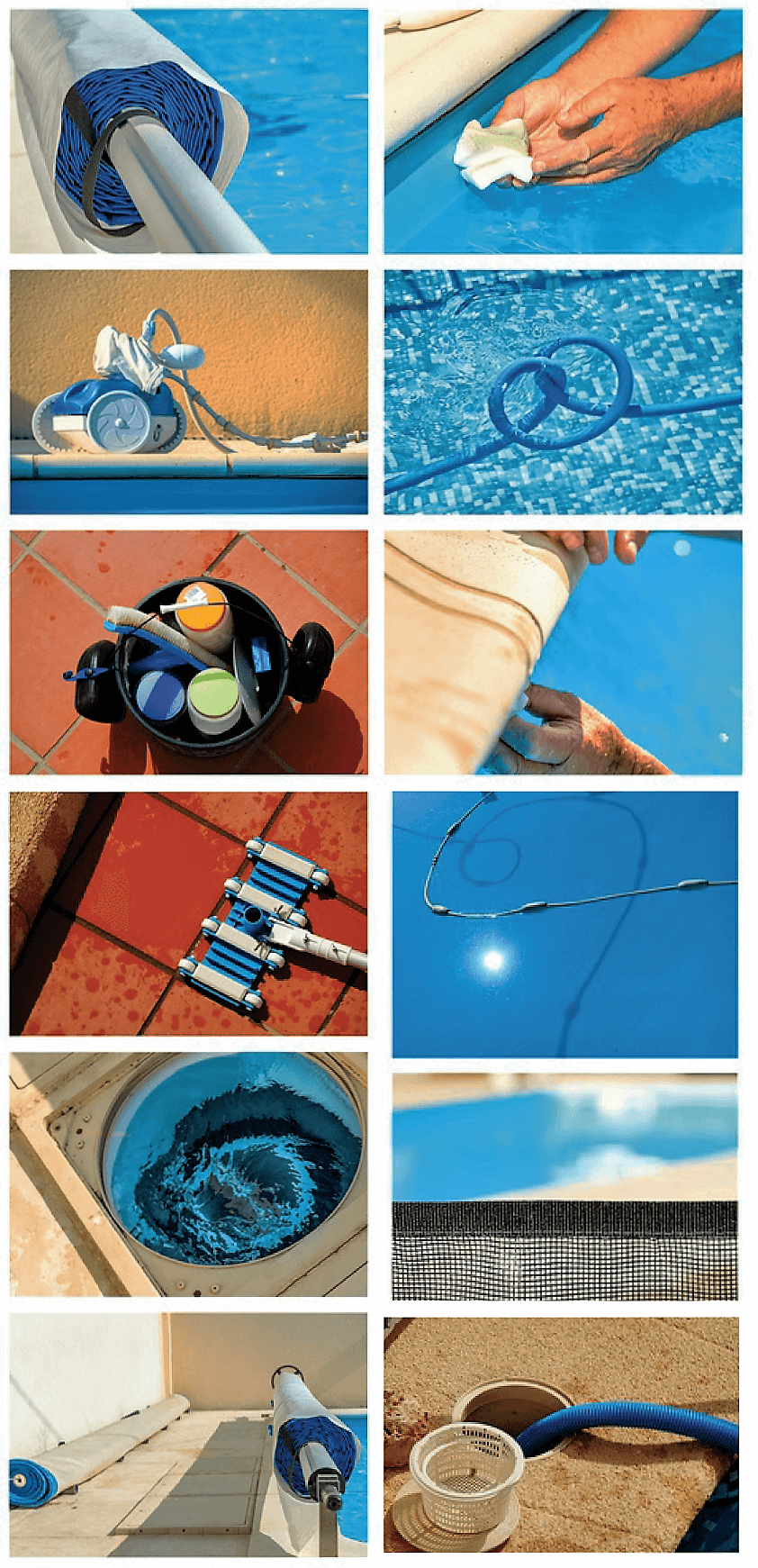 Professional Pool Cleaning Service Spring The